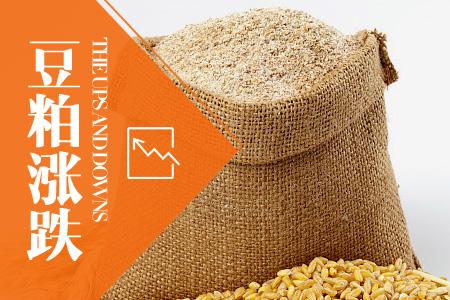 2020年01月25日全国豆粕价格行情走势汇总