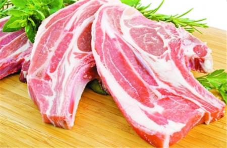 2019年12月12日全国各省市猪白条肉价格行情走势