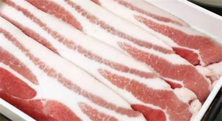 2019年12月10日全国各省市猪白条肉价格行情走势