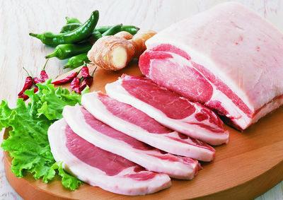 2016年8月21日全国各省市猪白条肉价格行情走势