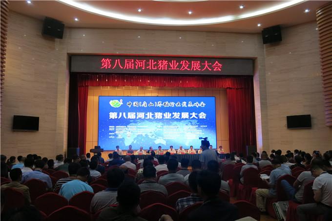 中国(唐山)养猪行业发展峰会现场图集