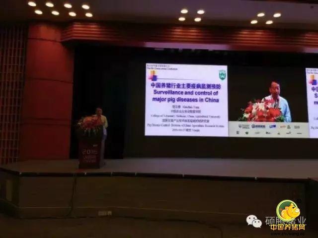 杨汉春教授在2016李曼大会中都讲了些什么?