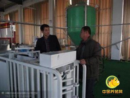 现代化猪场自动化设备假想 - 养猪场建设/养猪技术