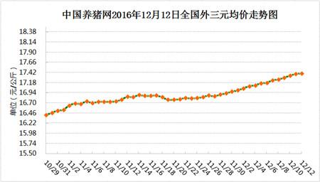 12月12日猪评: 危机!阴雨天气腊制品还能主导市场吗?