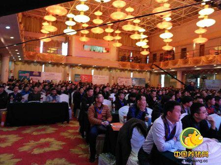 热烈祝贺2017年第四届中国猪产业链风险预警年会暨金猪商城年度庆典成功召开