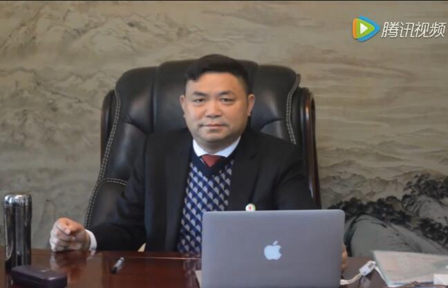 增鑫牧业成立十周年庆典中国养猪网专访董事长曾年根先生