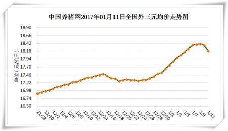 1月10日猪评:春运大幕开启 近两天扭跌为涨机会大