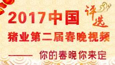 2017中国猪业第二届春季联欢会视频评选活动