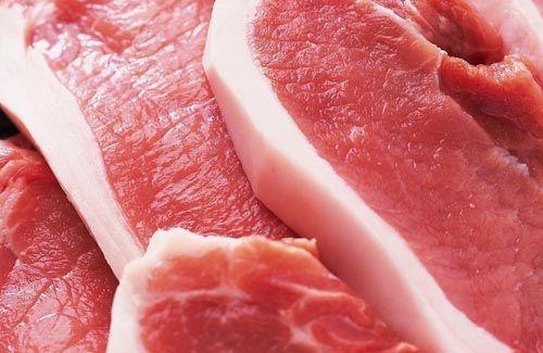 2017年6月29日全国各省市猪白条肉价格行情走势