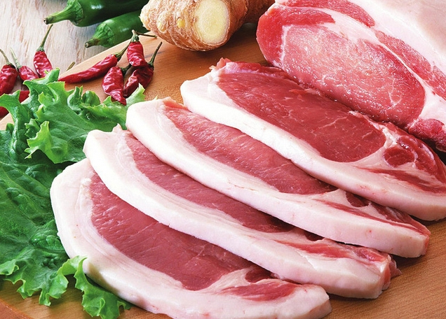 2017年5月14日全国各省市猪白条肉价格行情走势