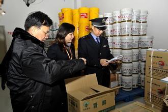 宁夏大武口区组织第四批假兽药查处活动