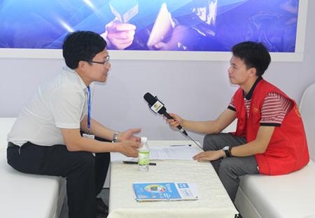 2017畜博会亿万先生手机版专访扬翔股份饲料事业部总裁全林安