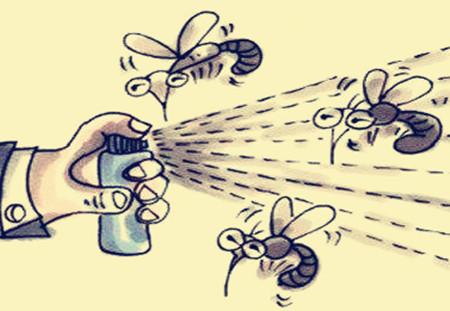 夏季猪舍蚊子太多!如何将其驱逐出境?