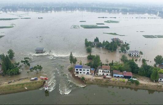 南方大范围暴雨,猪场频频被淹,猪友做好防范了吗?