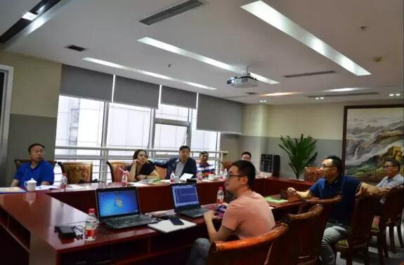 经验交流 寻求合作 ——河南广安集团到天兆猪业参观考察