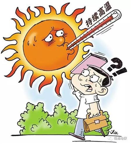 夏季猪热应激的临床表现及防治措施