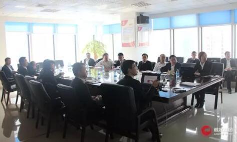 傲农集团2017年知识产权联动工作会议顺利召开