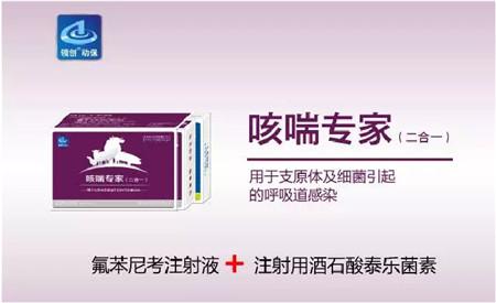 咳喘专家——用于支原体及细菌引起的呼吸道感染