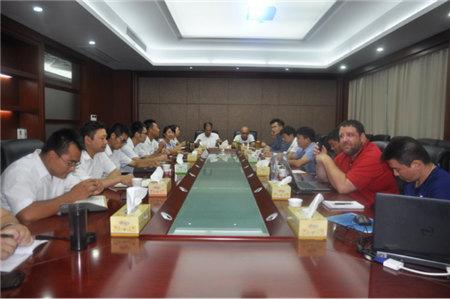 天蓬集团:交流沟通养殖技术,互帮互助共同成长
