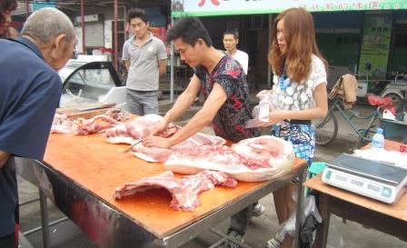 全国瘦肉型猪的出栏均价上涨,整体呈现出北跌南涨的局面。目前国内结算价格整体呈现回落态势。