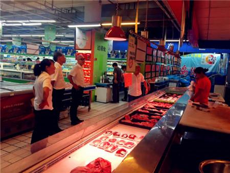 天蓬集团:不远千里来把关 绿色健康长相伴