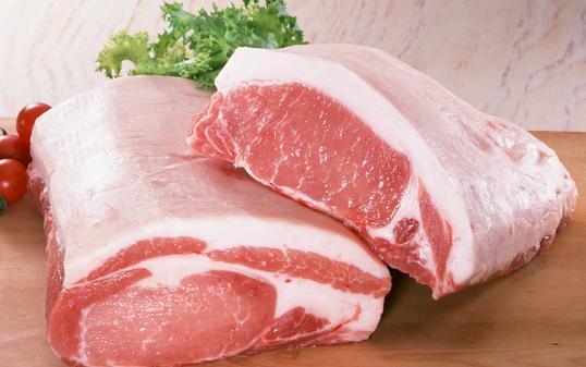 2017年10月5日全国各省市猪白条肉价格行情走势