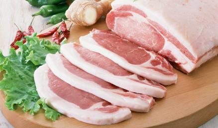 2017年10月6日全国各省市猪白条肉价格行情走势