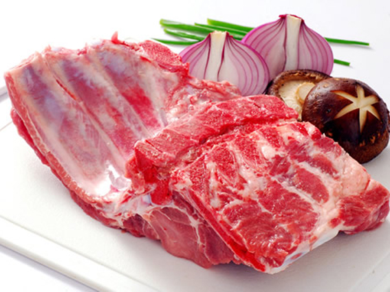 2017年10月7日全国各省市猪白条肉价格行情走势
