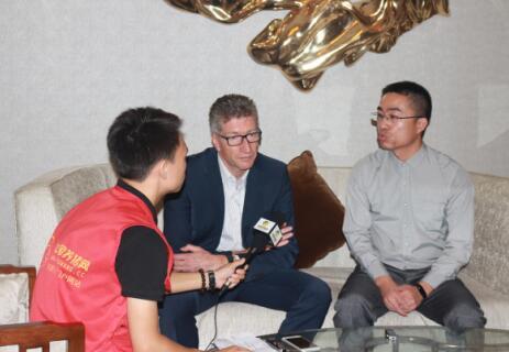 中国养猪网专访嘉吉动物营养业务集团全球猪营养技术总监范伟泽