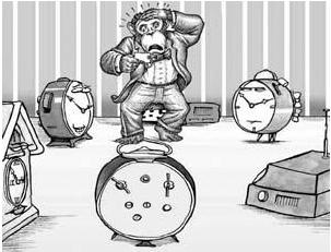 """只有一块手表,可以知道是几点,拥有两块或两块以上的手表并不能告诉一个人更准确的时间,反而会让看表的人失去对准确时间的信心。这就是著名的""""手表定律""""。"""