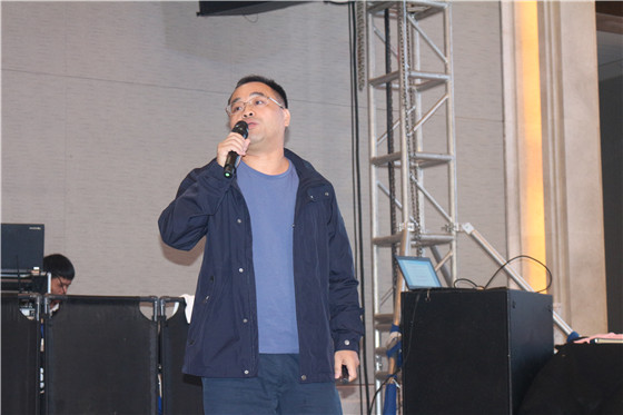 广州英赛特生物技术有限公司总经理 彭险峰博士
