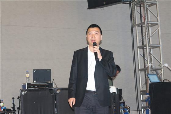 安琪酵母动物营养技术总监 胡骏鹏博士