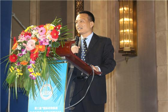 北京昕大洋集团副总裁 郭宝林博士