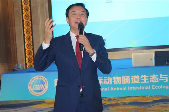 国际动物肠道生态与健康论坛联盟 魏全秘书长