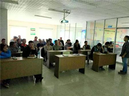 大佑农生产部开展设备改造及安全生产知识培训