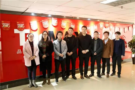 2017年11月27日上午,郑州优膳房食品有限公司与郑州淘大网络科技有限公司在郑州市高新区创业中心举行了签约仪式,双方就优膳房电商运营方案达成了共识。
