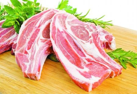 2017年12月1日全国各省市猪白条肉价格行情走势
