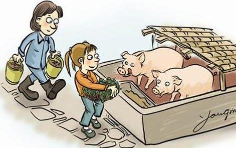 我要辞职养猪!因为马云也养猪了,人工智能养猪……