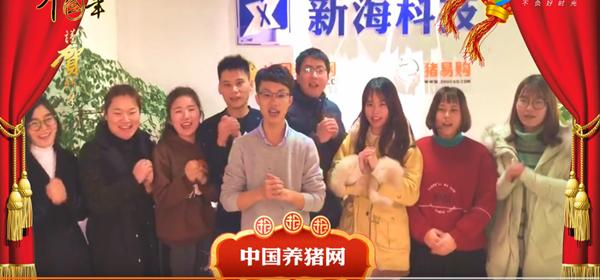 新年到!yzc888亚洲城全体员工祝大家2018旺旺旺!