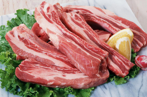 2018年2月17日全国各省市猪白条肉价格行情走势