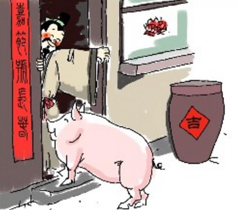 今天是猪的生日,快看看大年初三有哪些习俗