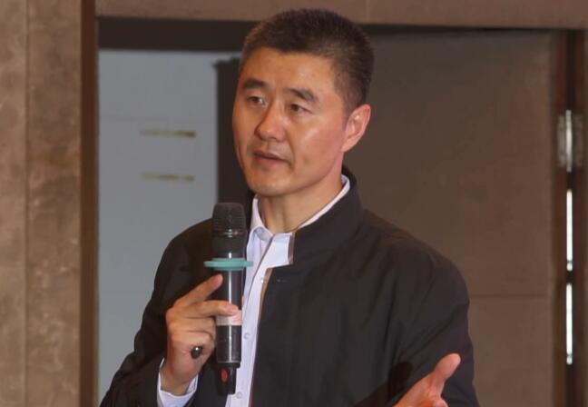 辅音国际咨询副总裁马宪隆——《新常态下生猪产业发展之道》