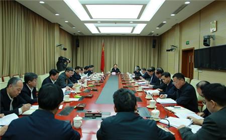农业农村部部长韩长赋召开第1次部常务会议,透露后期工作重点