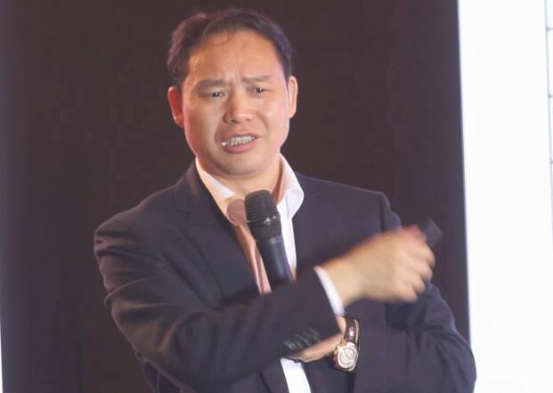 双胞胎集团总裁李建宁——《合作共赢——专业分工,平台共享》