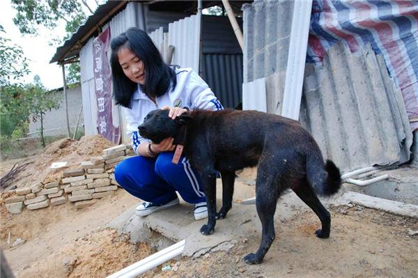 初中女孩儿进山养猪,每天省吃俭用只为救劳累过度的母亲...