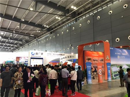 2018中国饲料工业展览会暨猪业博览会盛大开幕,天兆猪业展位广聚人气!