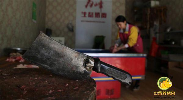 90后女大学生创业卖猪肉 曾应聘养殖公司8个月学技术