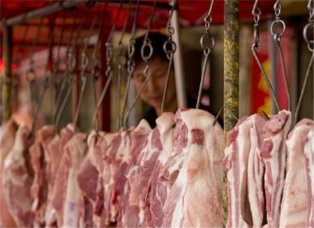 2018年05月13日全国各省市猪白条肉价格行情走势