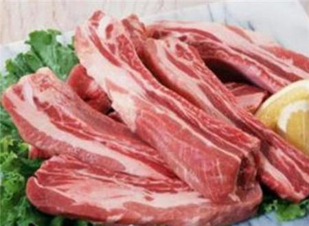 2018年05月20日全国各省市猪白条肉价格行情走势