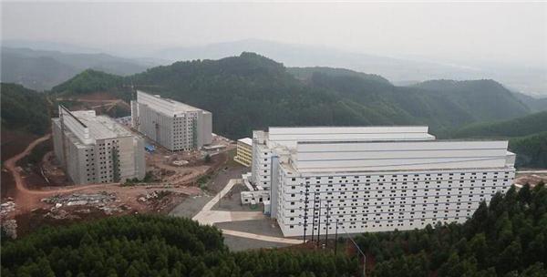 1、广西的一家私企盖起了两座专门养猪的7层大楼,目前正在建设的另一栋高达13层豪华大厦也将被用来养猪。